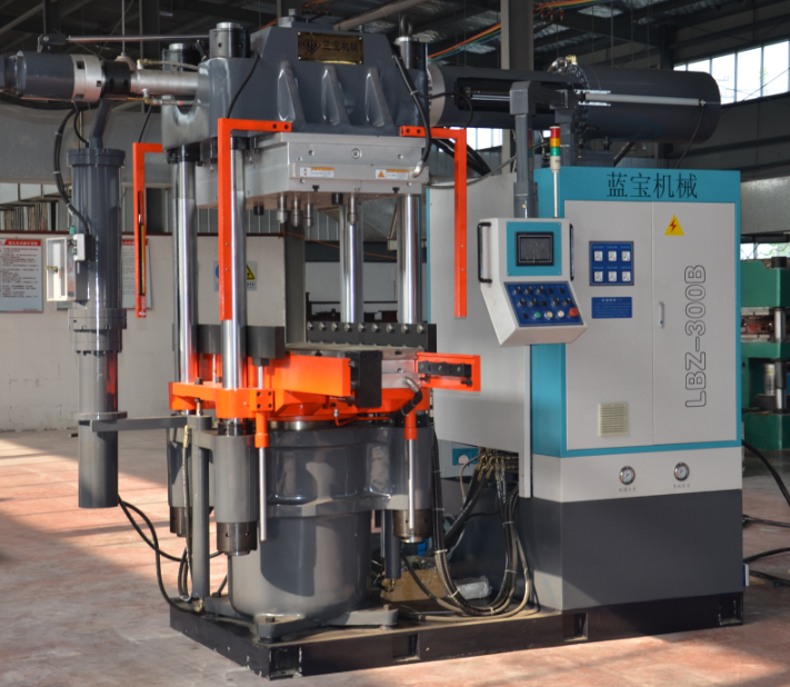 New injection Machine CaoN - 2014